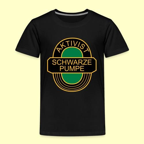BSG Aktivist Schwarze Pumpe - Kinder Premium T-Shirt