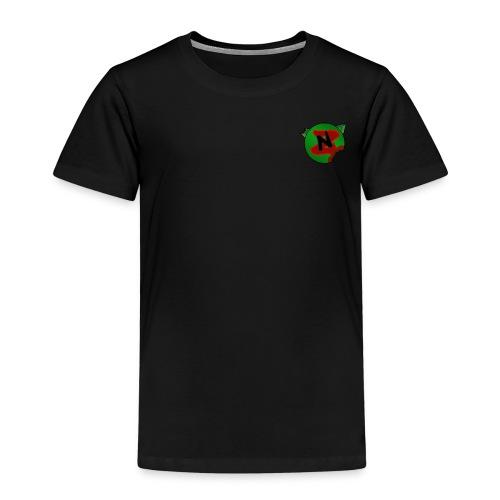 Neko Zombie__Logo Oficial - Camiseta premium niño