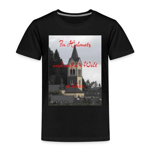 in-helmetz-1 - Kinder Premium T-Shirt