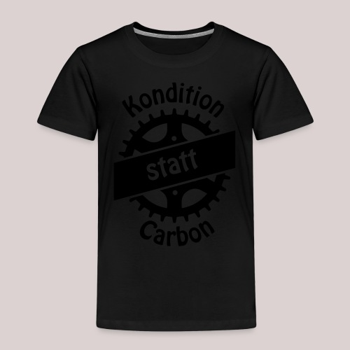 04-30-Kondition-Carbon - Kinder Premium T-Shirt