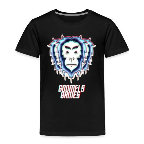 GoomelsGames logo & text teenager t-shirt. - Kinderen Premium T-shirt