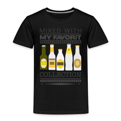 Tonic Water Collection - Kinder Premium T-Shirt