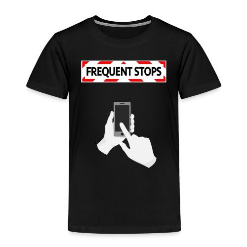 Frequent Stops - T-shirt Premium Enfant