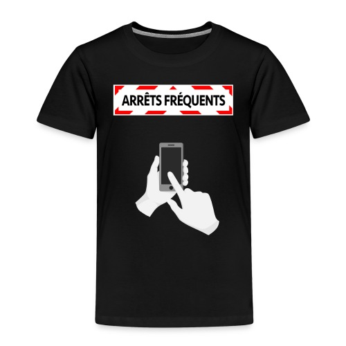 Arrêts fréquents - T-shirt Premium Enfant