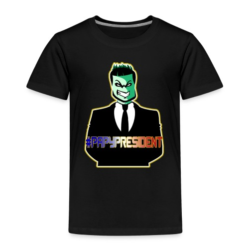 papycostumespreadtourjaune png - T-shirt Premium Enfant
