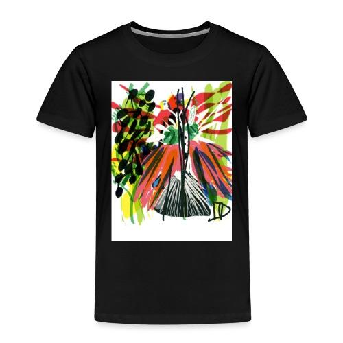Papillon de nuit d'opaline - T-shirt Premium Enfant