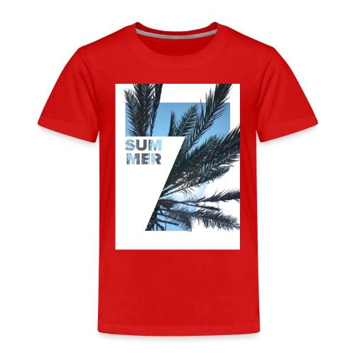 Summertime - Kinderen Premium T-shirt