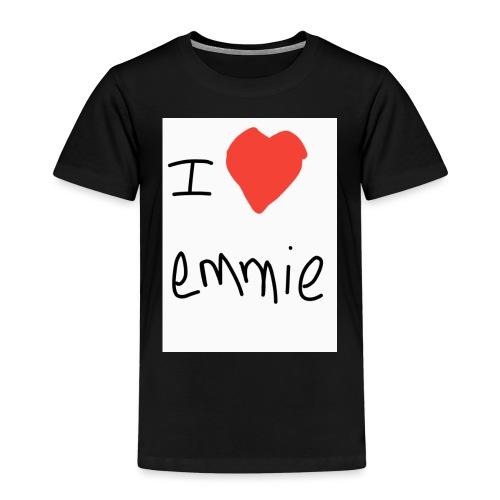 i love emmie - T-shirt Premium Enfant