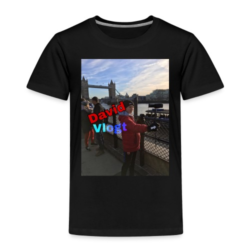 leuke kleding en leuke dingen die je kan gebruiken - Kinderen Premium T-shirt