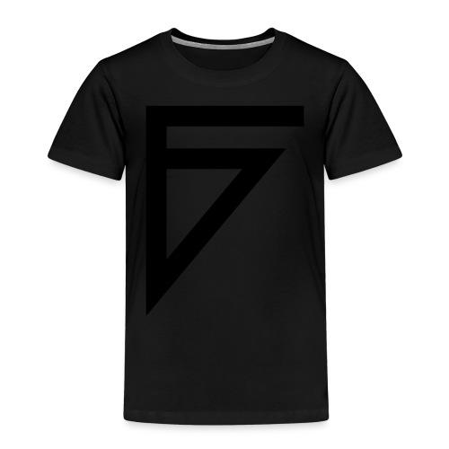 F - Kids' Premium T-Shirt