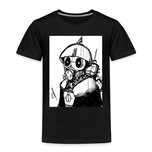 gas man - Camiseta premium niño