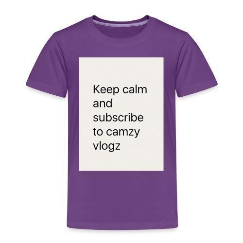 Keep calm - Kids' Premium T-Shirt