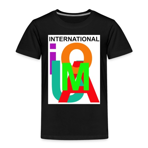 IUOMA International - Kinderen Premium T-shirt
