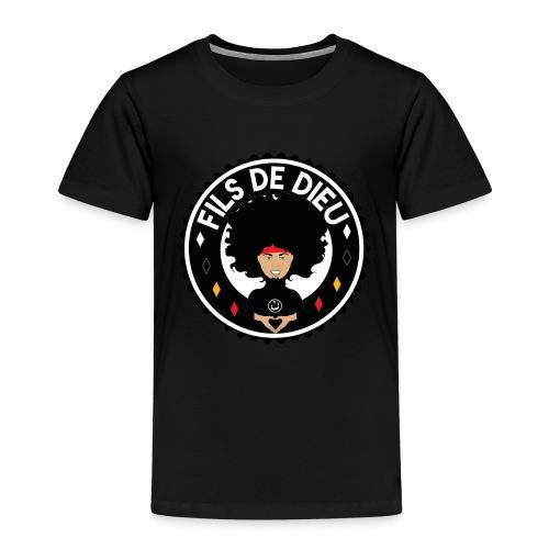 filsdeDieunoir - T-shirt Premium Enfant