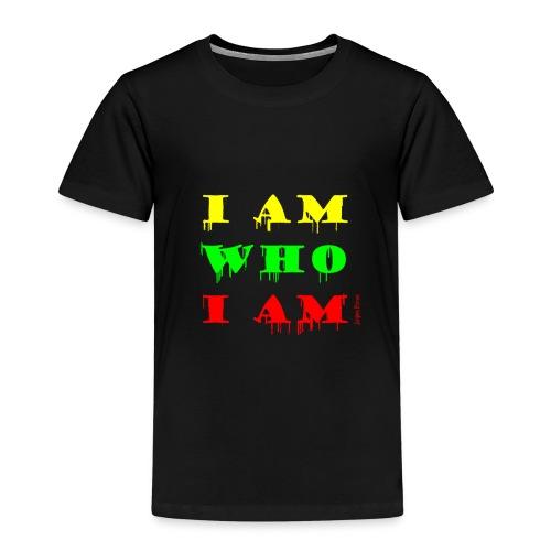 Je suis qui je suis - T-shirt Premium Enfant