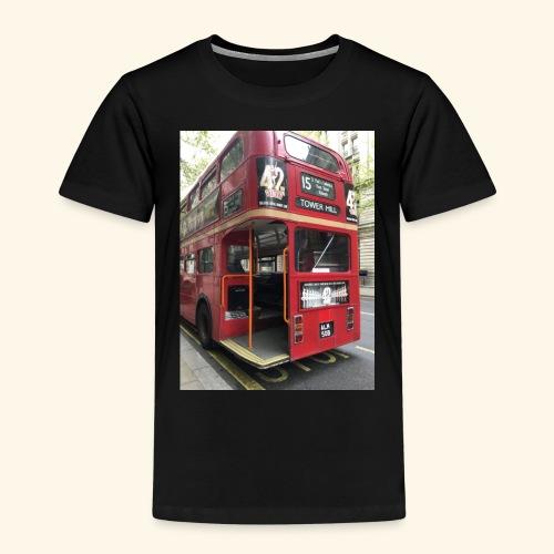 * LIMITED TIME * London Bus - Kids' Premium T-Shirt