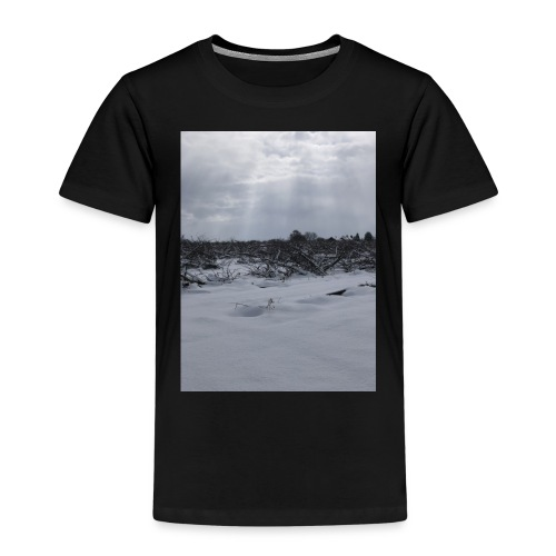 snow for days - Kids' Premium T-Shirt
