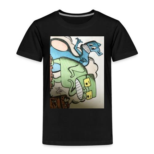 mostous - Maglietta Premium per bambini