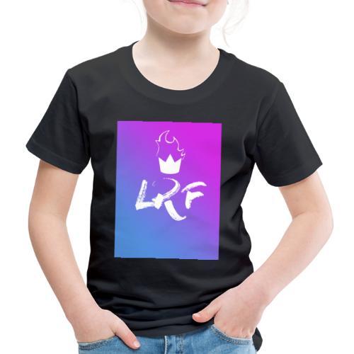 LRF rectangle - T-shirt Premium Enfant