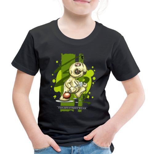 I quit - Kinder Premium T-Shirt