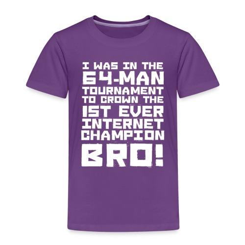 internetchamp - Kids' Premium T-Shirt