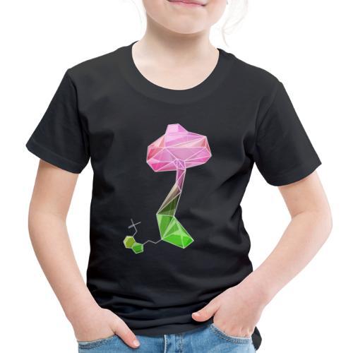 psylocibin mushroom - Kinder Premium T-Shirt