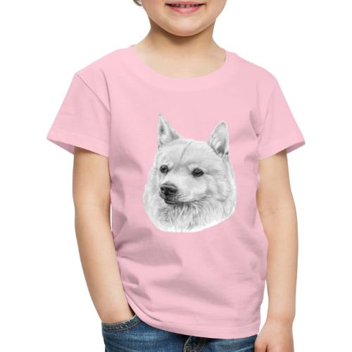 norwegian Buhund - Børne premium T-shirt