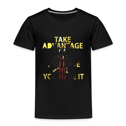 Koro Sensei Citation - T-shirt Premium Enfant