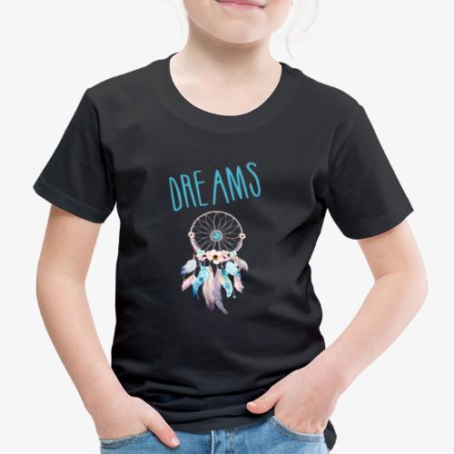 Dreams - Maglietta Premium per bambini
