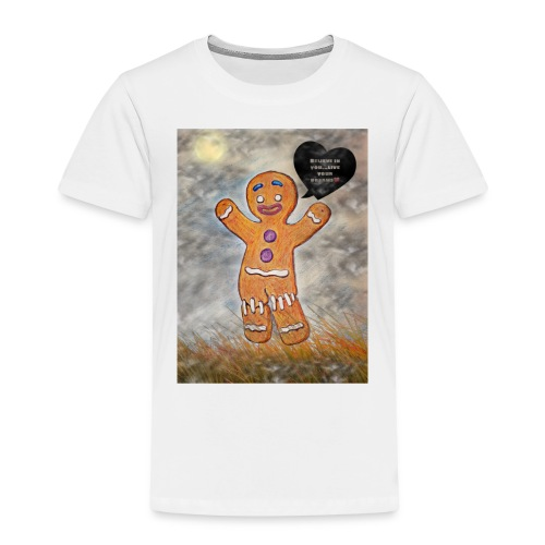 Petit biscuit pour veiller sur vos enfants ☺ - T-shirt Premium Enfant