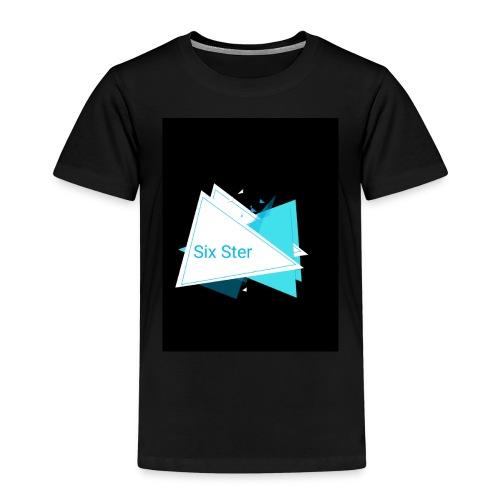 SixSter trujkątny wzór - Koszulka dziecięca Premium