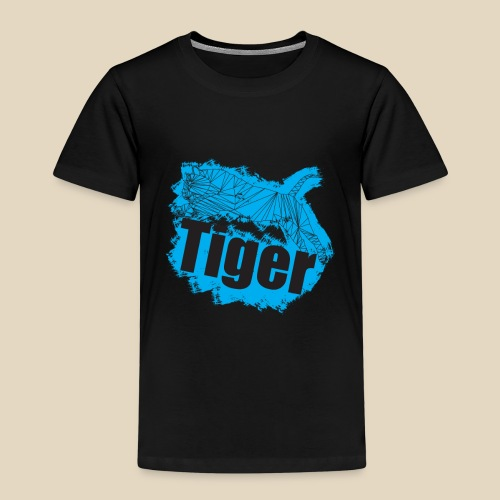 Blue Tiger - T-shirt Premium Enfant