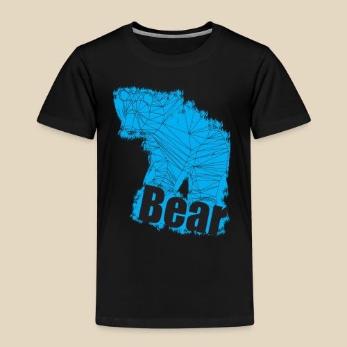 Blue Bear - T-shirt Premium Enfant