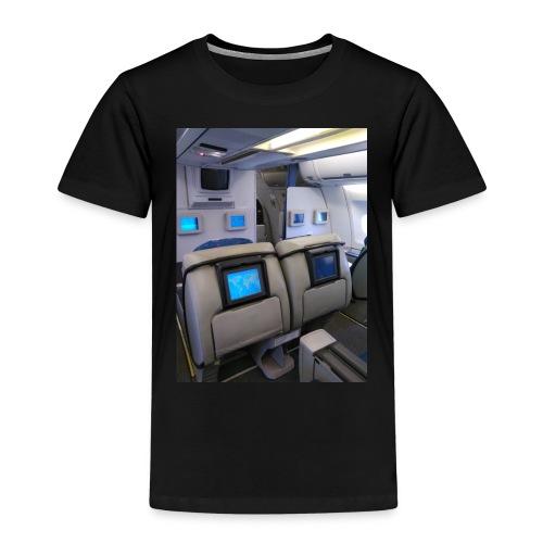 BUSINESS PLACE - Kinder Premium T-Shirt
