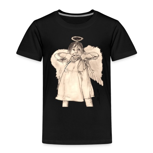 Frecher Engel - Kinder Premium T-Shirt
