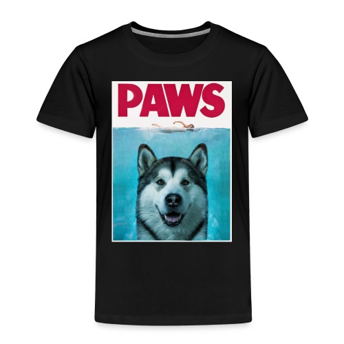 paws 2 - Kids' Premium T-Shirt