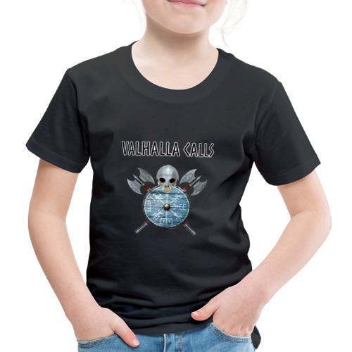 Valhalla calls - Maglietta Premium per bambini