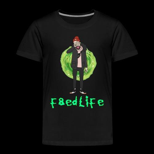 F8eD Life RM - Kinder Premium T-Shirt