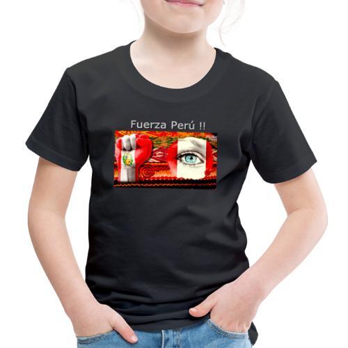 Telar Fuerza Peru I - T-shirt Premium Enfant