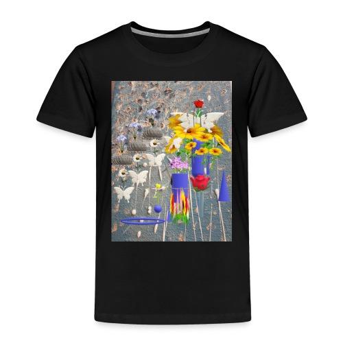 Blaues Traumland - Kinder Premium T-Shirt
