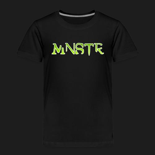 Monster png - Kinder Premium T-Shirt