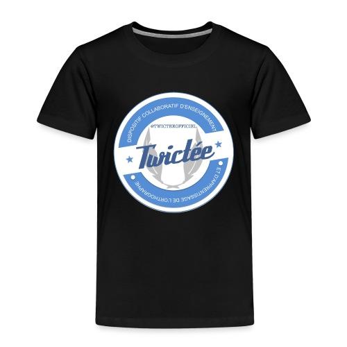 logo twictee - T-shirt Premium Enfant
