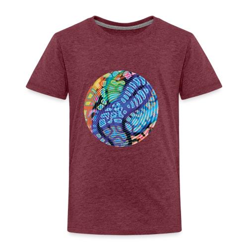 concentric - Kids' Premium T-Shirt