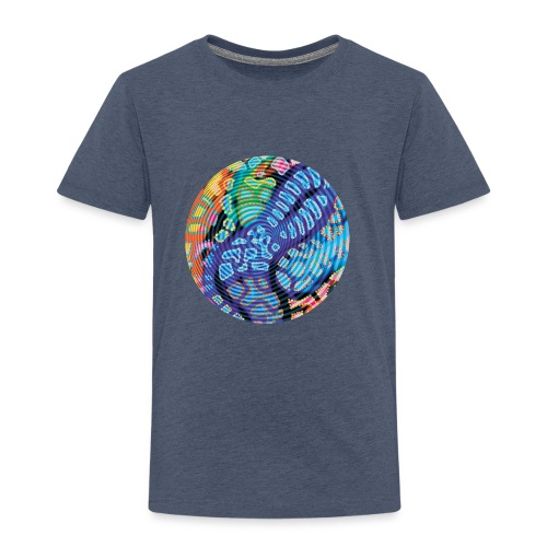 concentric - Kids' Premium T-Shirt
