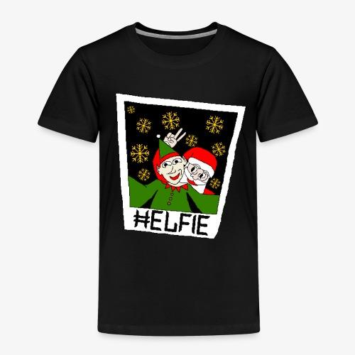 Weihnachtsmann Ugly Xmas - Kinder Premium T-Shirt