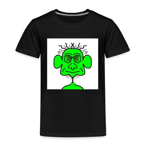 groene potje - Kinderen Premium T-shirt