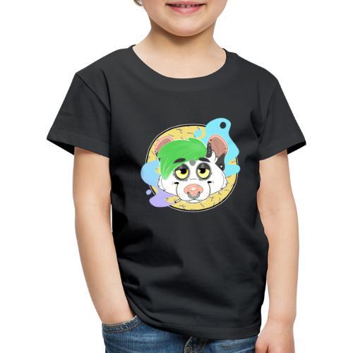 #420 - BLAZE IT (6) - Kinder Premium T-Shirt