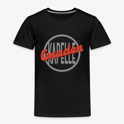 Gnadenkapellen Logo Grau/Rot - Kinder Premium T-Shirt