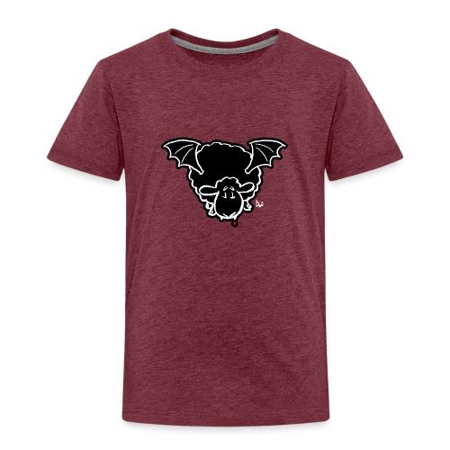 Vampire Sheep (white) - Kids' Premium T-Shirt