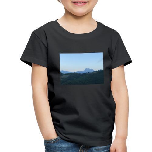 Gran Sasso - Maglietta Premium per bambini